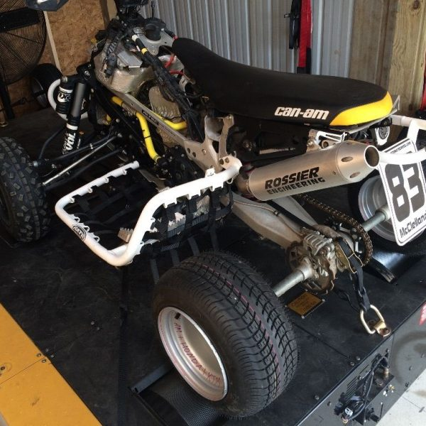 Can Am Ds 450 >> Can Am Ds 450 Head Porting